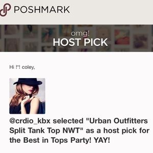Tops - First Host Pick!!!! Best in Tops